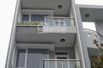 Cho thuê nhà phố mặt tiền Vũ Huy Tấn Q. Bình Thạnh, 88m2 (4m x 22m), 4 tầng, 40 triệu đồng/th