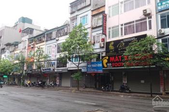 Bán nhà mặt phố Trần Quốc Hoàn 24m2 x 5 tầng, 7.65 tỷ, vỉa hè rộng, kinh doanh sầm uất