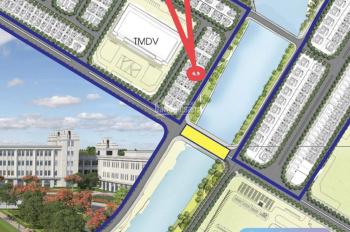 Bán gấp shophouse San Hô 01 - 18 ĐN, diện tích 150m2, view sông gần VinUni, giá 18.5 tỷ full phí