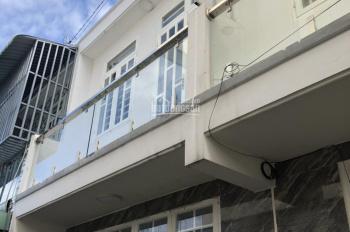 Nhà lầu 4x10m/ đường Nguyễn Hữu Cầu ngay trường THCS Trung Mỹ Tây 1 giáp Q12