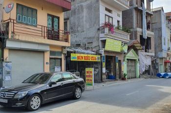 Bán đất mặt phố kinh doanh, ngõ 640 Nguyễn Văn Cừ, hướng ĐB, giá 8,9 tỷ, LH 0904112324