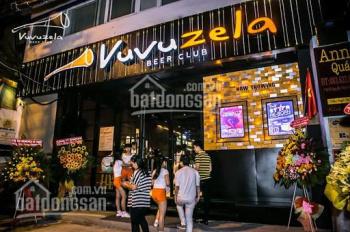 Cần cho thuê nhà mặt phố Hàng Buồm - HK. DT: 110m2 x 5 tầng, mặt tiền: 6m, Ms Thủy 0866899540