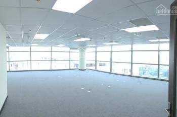 Văn phòng cho thuê mặt phố Hoàng Cầu: DT 120m2, tòa nhà chuyên nghiệp, bàn giao ngay