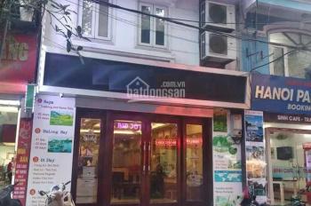 Cho thuê tầng 1 nhà mặt phố làm cửa hàng mặt phố Yên Ninh và Nguyễn Trường Tộ (Căn góc, ngã tư).