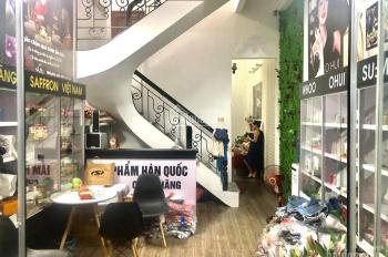 Siêu hot bán nhà phố Vương Thừa Vũ - Thanh Xuân, kinh doanh, ô tô đỗ cửa, 46m2, giá chỉ 4,6 tỷ