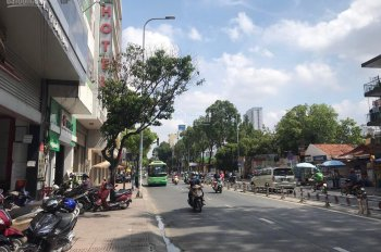 Bán nhà HXH Lê Quốc Hưng, P12, Q4, dt: 4x25m, 3 tầng, view công viên
