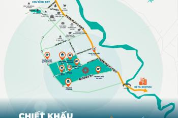 Dự án mới Đất Xanh Miền Trung: Đại đô thị kiểu mẫu Kontum - Sun Garden - trung tâm thị trấn Sa Thầy