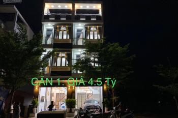 Kim Chi Land - Bán nhà riêng mới xây, 3 lầu, 4 phòng ngủ, có gara đậu ôtô - Giá 4.5 tỷ đến 7.3 tỷ