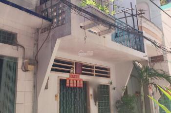 Bán nhà 1 sẹc, 2MT hẻm thông, nở hậu, CN 39m2, sổ hồng riêng hoàn công