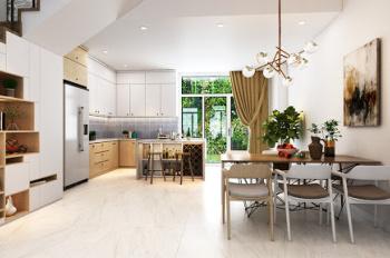 Cho thuê BT Ngân Long 10x21m, full nội thất cao cấp, 6PN, 5 WC, 3 lầu, giá 24tr LH: 0938 399 441