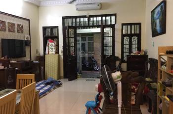 Bán nhà kinh doanh được, mặt tiền rộng ngõ thông, 50m2 x 4T mặt ngõ 173, Tam Trinh
