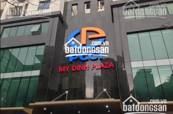 Cho thuê văn phòng tòa Mỹ Đình Plaza - 140 Trần Bình, 130m2 - 210m2. Giá 180 nghìn/m2/tháng