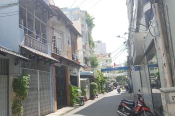 Nhà mới 3 tầng (60m2) hẻm 391 Trần Hưng Đạo, Q1. HĐ thuê 9tr chỉ 3.95 tỷ