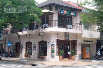 Cho thuê MT Yersin, Q1 8x20m giá: 110tr/th trệt 3L