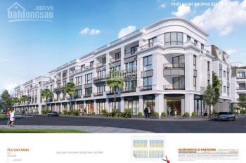Bán Shophouse, liền kề GĐ2 dự án FLC Tropical City HL, giá tốt, pháp lý đầy đủ, LH: 0983302678