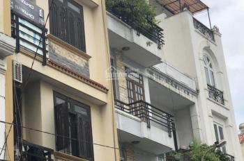 Nhà hẻm xe hơi, Phan Huy Ích, Gò Vấp, 168m2, 4 tầng. ĐT 0938837998