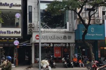 Cho thuê cửa hàng riêng biệt mặt phố Thái Hà DT 50m2, 2 tầng, giá 16 triệu/tháng. LH 0974739378