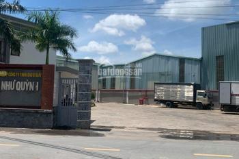 Bán đất sổ riêng đường nhựa đối diện cổng công ty Như Quỳnh, Tân Vĩnh Hiệp
