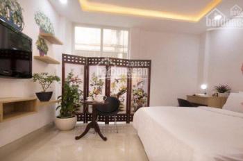 Cho thuê nhà HXH Nguyễn Thái Bình giao Xuân Diệu, P12, DT 4m x 18m, 1T 2L ST 4PN 5VS. Giá 15tr