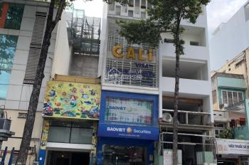 Bán nhà mặt tiền đường Trần Bình Trọng, P2, Quận 5 (4 x16m) 4 lầu đẹp