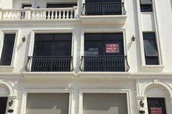 Cho thuê Shophouse Vinhomes Hàm Nghi - Hà Nội. DT 100m, 5 tầng. Thông sàn có thang máy