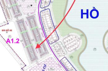 Chính chủ bán cắt lỗ đất liền kề A1.2 khu đô thị Thanh Hà