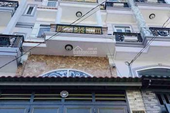 Nhà ngay ngã 4 Quang Trung với Phạm Văn Chiêu, 4 tầng, 4,8 tỷ, LH 0932687001