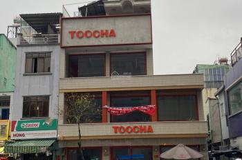 Cho thuê nhà phố mặt tiền Bùi Thị Xuân Q1, 150m2 (6m x 25m) mặt hậu 12m, 2 tầng, giá 80 triệu