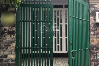 Bán nhà chính chủ đường số 10, P. Linh Xuân Thủ Đức, nhà 1T, 1 L, DT: 57m2, giá: 3,5 tỷ Tl