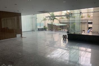 Cho thuê nhà phố mặt tiền Võ Văn Tần, Q3, 156.75 m2 (9.5m x 16.5m), 3 tầng, giá 170 triệu/tháng