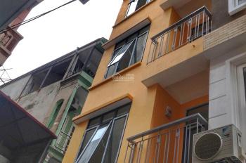 Cho thuê nhà Lê Trọng Tấn - Thanh Xuân, 60m2x4T 1 tum, ngõ 2 ô tô tránh nhau 18tr/th. LH 0856603338