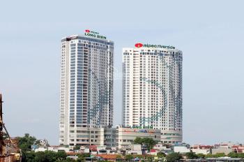 Sở hữu căn chung cư mipec riverside view nhìn đủ 5 cây cầu và sông hồng giá chỉ 35tr/m2  0918496116