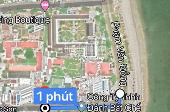 Bán đất xây khách sạn mặt biển tại Nha Trang