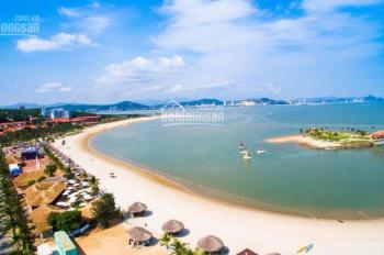 Bán đất biệt thự đồi Tuần Châu view biển giá rẻ lh: 0965924303