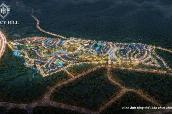 Bán căn biệt thự đồi Legacy Hill Lương Sơn, Hoà Bình rẻ nhất trên thị trường - 5,9 tỷ/375m2