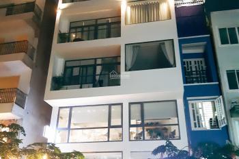 Cho thuê nhà MT đường Điện Biên Phú, P1, Q3 DT: 5.5x17m, gồm 5 tầng, giá thuê: 105 triệu/tháng