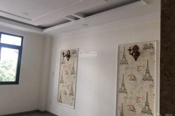 Cho thuê nhà mặt tiền Đồng Đen khúc giao Trường Chinh, P14. DT 4m x 15m, 1T 2L 4PN, giá 18tr/th