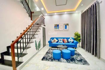 Bán nhà 3 tầng đẹp 2 mặt kiệt ô tô Điện Biên Phủ, giá 3.55 tỷ