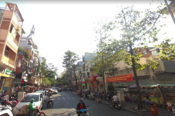 Cho thuê nhà phố mặt tiền Nguyễn Thái Bình Q1, 80m2 (4m x 20m), 5 tầng 50tr/th