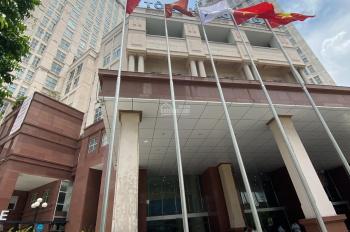 Cho thuê văn phòng tòa nhà Sông Đà - mặt đường Phạm Hùng, Mễ Trì, diện tích 70 - 140 - 210m2