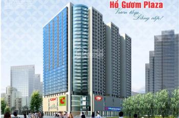 Bán chung cư - Hồ Gươm Plaza - 102 Trần Phú Hà Đông - Siêu đẹp - giá sốc 1,6 tỷ - mua ngay thì còn