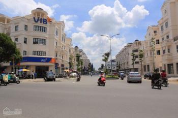 Cho thuê nhà nguyên căn mới 1 trệt 3 lầu, đường Phan Văn Trị kế bên Lotte Mart Gò Vấp, KDC sầm uất
