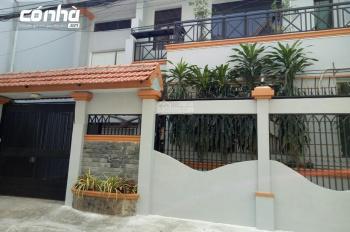 Cho thuê nhà đường Bình Giã, khu văn phòng công ty phường 13, Tân Bình, 10x15m, 2 lầu, gara