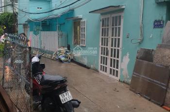 Bán nhà góc 2 MT hẻm 4m sạch sẽ, đường Nguyễn Thị Nhỏ, DT 4,4x11m, cách MT đường 100m. Giá 4,8tỷ