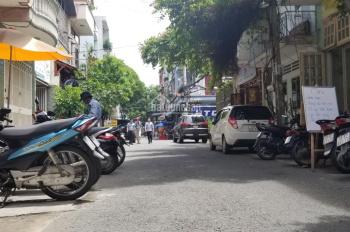 Gia đình muốn bán nhà hẻm 37 Trần Đình Xu, Phường Cầu Kho Quận 1, DT: 4x21m. Trệt 5 lầu