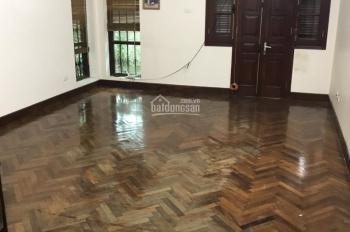Cho thuê căn biệt thự ở Trương Định 60m2 4 tầng đồ cơ bản