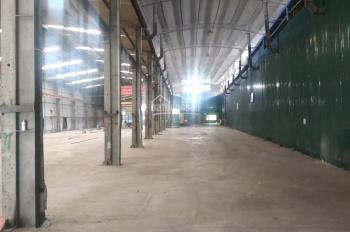 Cho thuê nhà xưởng, vị trí thuận lợi trung tâm thị xã Từ Sơn, diện tích 2000, 2200m2