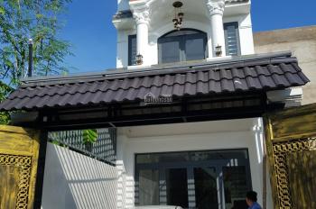 Chính chủ bán nhà mặt tiền kinh doanh, sân xe hơi, 4x16.5m, 3 lầu, số 18, đường 34, Phạm Văn Đồng
