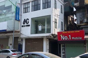 Cho thuê nhà mặt phố Trần Huy Liệu, Ba Đình, 140m2, MT 5m, giá thuê 18 triệu/tháng, KD mọi mô hình