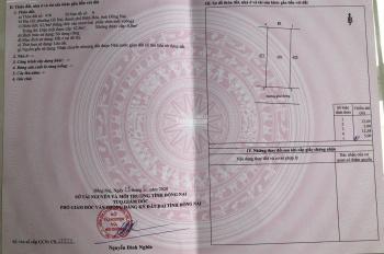 Cần bán lô đất sổ riêng, thổ cư 100% trung tâm TP Biên Hòa, Đồng Nai. LH 0916876879